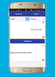Translator Voice - náhled