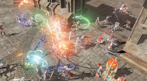 Lineage 2: Revolution game (apk) free download for Android/PC/Windows screenshot