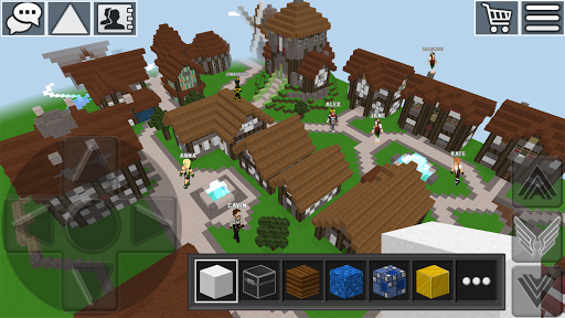 WorldCraft : 3D Build & Craft 2.7 screenshots 9