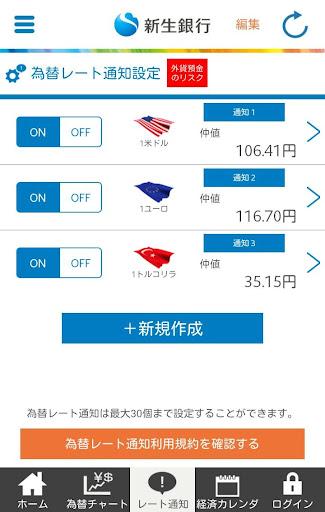 免費下載財經APP|新生銀行 外貨預金アプリ app開箱文|APP開箱王