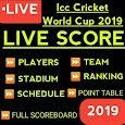 World Cup 2019 : Live Score, Point Table, Schedule