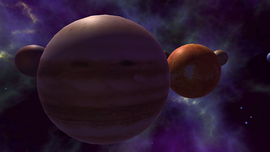 Solar System - Space Museum- screenshot thumbnail