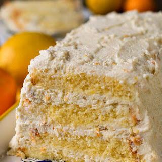 Cassata Ricotta (Sponge Cake with Ricotta)