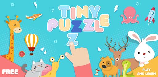Tiny Puzzle: puzzle éducatif pour les enfants