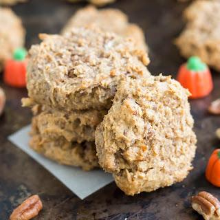 Nutty Pumpkin Oatmeal Cookies.
