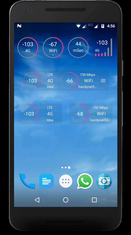 Signal Strength Screenshot 3