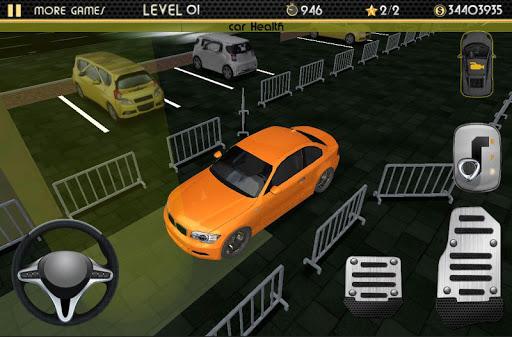 Car Parking: City Night Rider