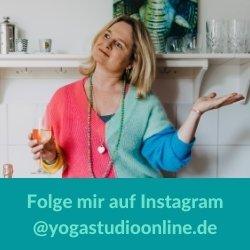 Instagram Account @yogastudioonline.de