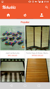 Nekobiz - Jual Beli Handicraft screenshot 1