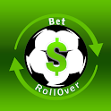 BetRollOver - Safe 100+ Odds Betting Tips icon