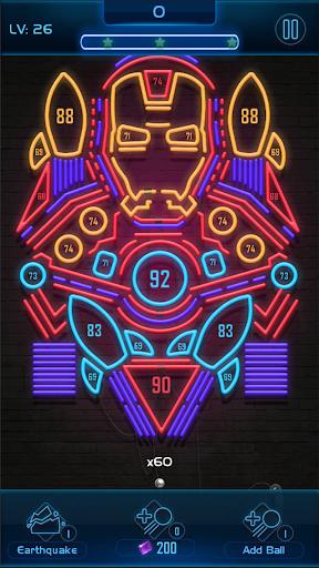 Neon n Balls 6.9 screenshots 1
