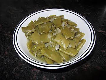 Green Beans Light and Flavorful