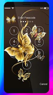 [Download Butterfly Magic Fashion Wallpapers HD Lock Screen for PC] Screenshot 1