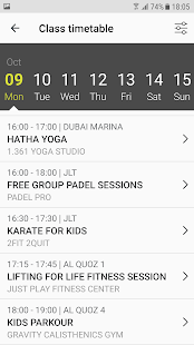 Dubai Fitness Challenge- screenshot thumbnail
