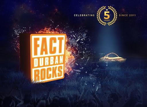 FACT Durban ROCKS NYE with SABC1 & Ukhozi FM : Fact Durban Rocks