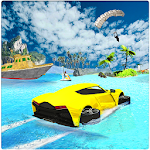 Floating Water Car Games 2017 Icon