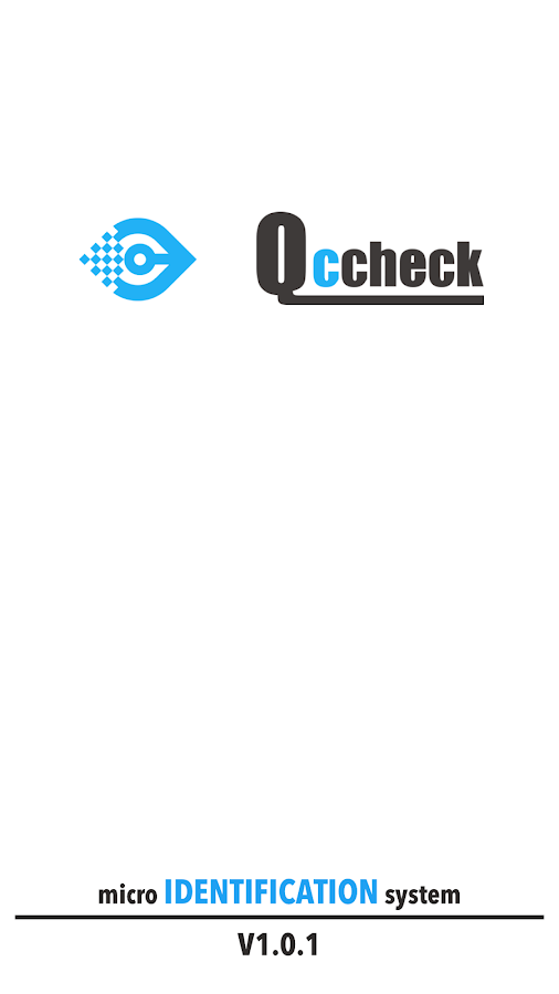 Qccheck- screenshot