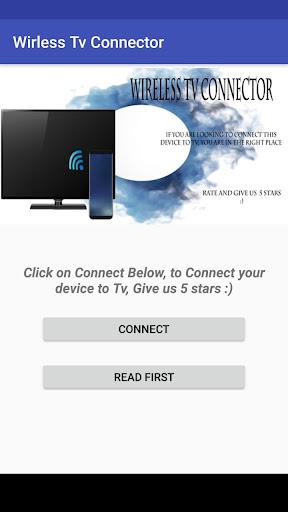 Wireless TV Connector 5.0 screenshots 2