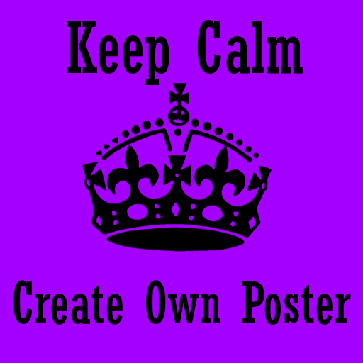 Keep Calm Poster Wallpaper Maker Creator( No Ads )