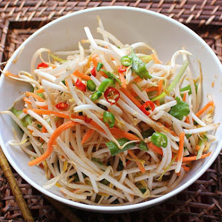 Thai Bean Sprout Salad Recipes.