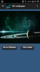 Galaxy Wallpapers-Live Wallpapers From The Space - náhled