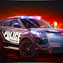 Police Chase vs Thief: Police Car Chase Game icon