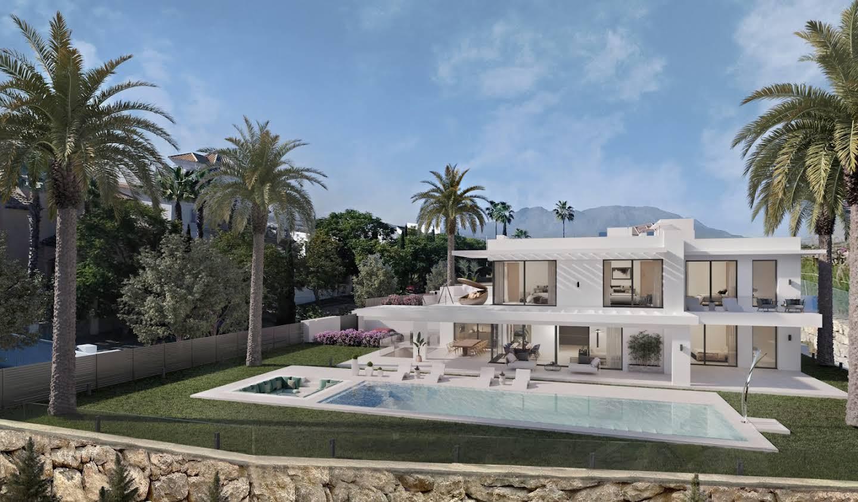 Maison avec piscine Benahavís