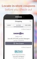 Screenshot of Coupons, Codes, Deals & Saving