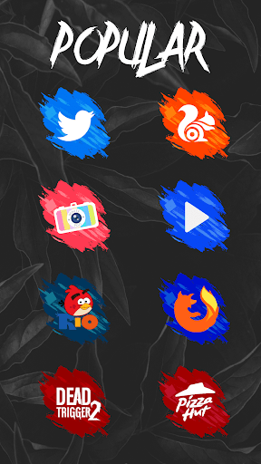 Download Stroke - Icon Pack MOD APK 5