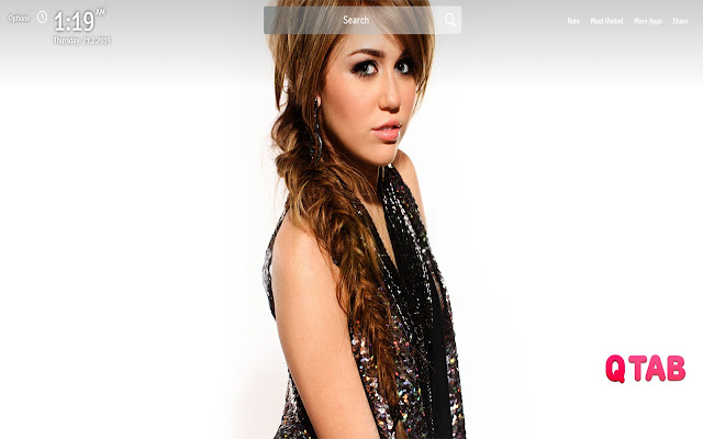 Miley Cyrus Wallpapers Miley Cyrus New Tab
