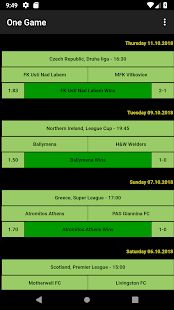 App One Game Betting Tips APK for Windows Phone