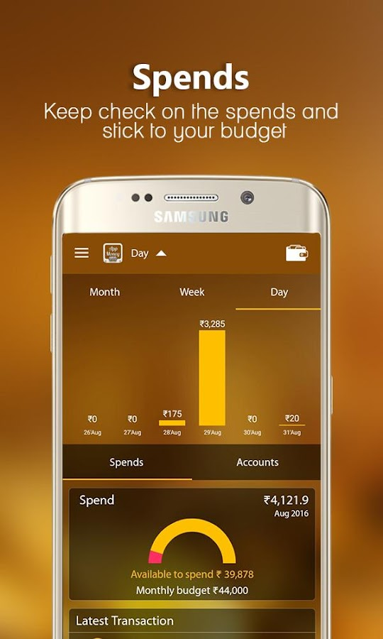 Money Manager, Recharge & Bill Reminder- screenshot