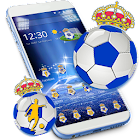 Cool Madrid Football Theme icon