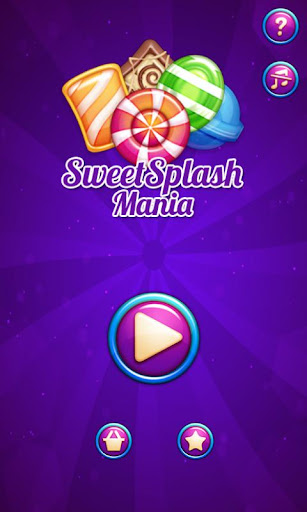 Sweet Splash Mania