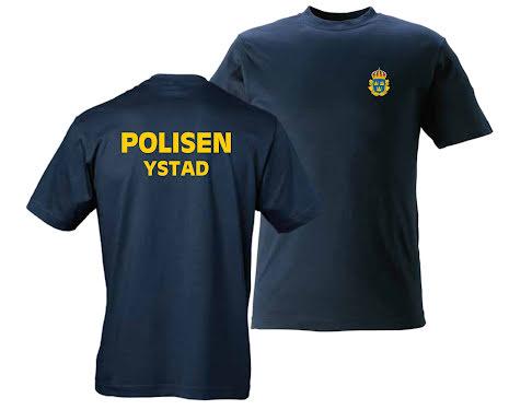T-shirt bomull YSTAD