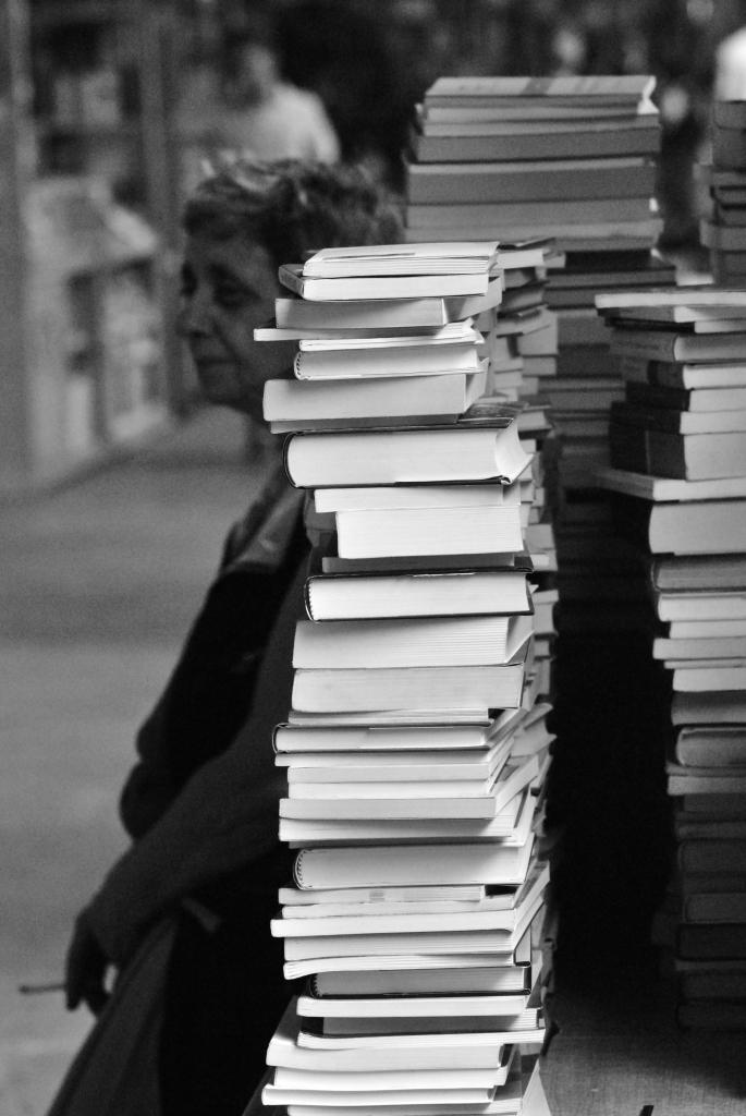Tra i libri... di lana