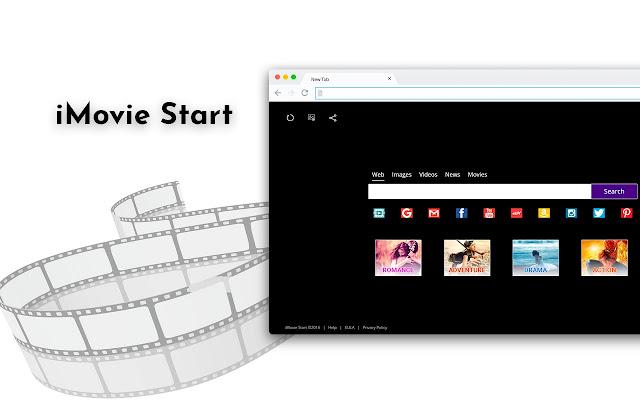 iMovie Start
