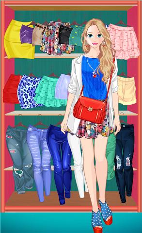 android Princess Doll Fashion Dress Up Screenshot 8