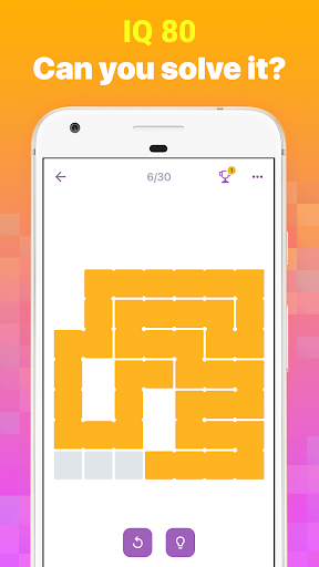 FILL IN  u2013 Connect the Blocks With One Line 1.0.0 screenshots 2