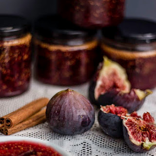 Cinnamon Fig Jam.