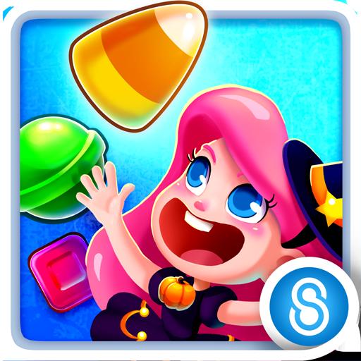 糖果缤纷乐狂欢:万圣节 街機 App LOGO-硬是要APP