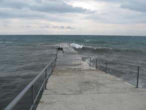 Photo: трохи штормить