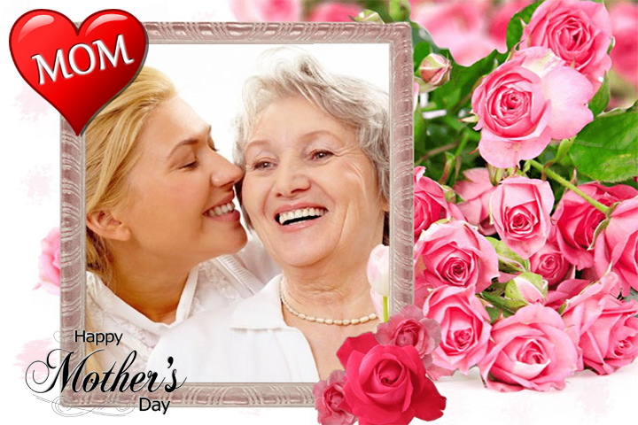 Mother's Day Photo Frames- screenshot