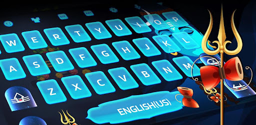 Personalize Your Keyboard Using Lord Shiva Keyboard  Theme Now It's Free!
