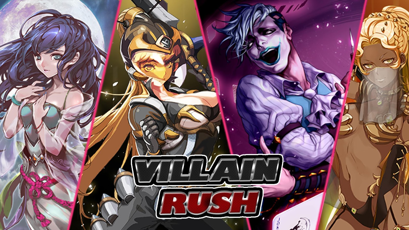 Villain Rush- screenshot