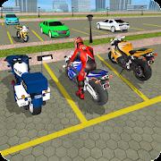 دراجة هوائية موقف سيارات مغامرة 3D: الأفضل موقف سي