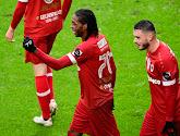 Dieumerci Mbokani traint terug mee bij Antwerp