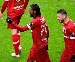 L'Antwerp toujours à la recherche d'un concurrent à Mbokani