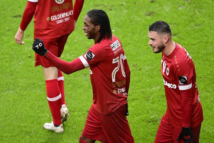 Un suspendu et deux incertitudes: l'Antwerp sera déforcé contre le Cercle