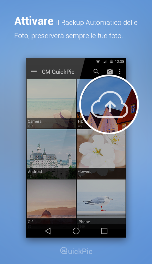 QuickPic Gallery- screenshot